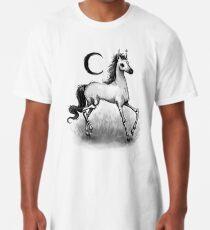 Pale Horse Long T-Shirt
