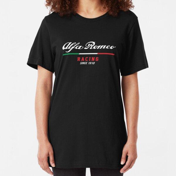 2019 Alfa Romeo Racing Formula 1  Slim Fit T-Shirt