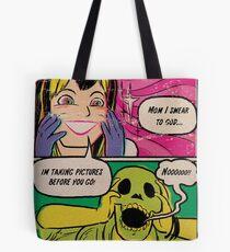 Maternal Thwarting Tote Bag