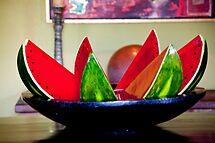 Melon Art by phil decocco