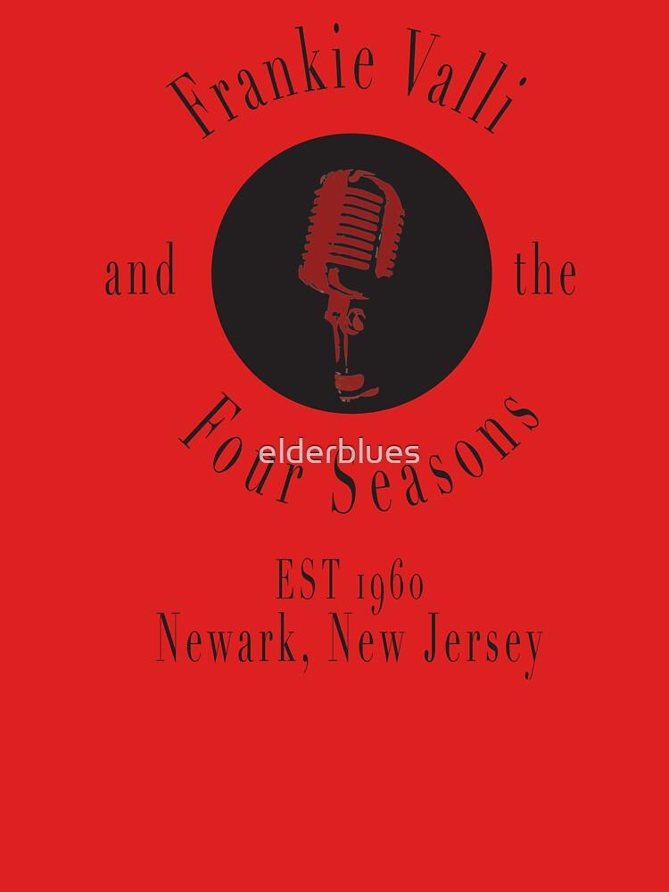 Jersey Boys by elderblues