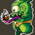 Oh No! Cupcake Monster by Randy Crider