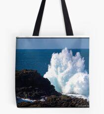 Ocean Explosion Tote Bag