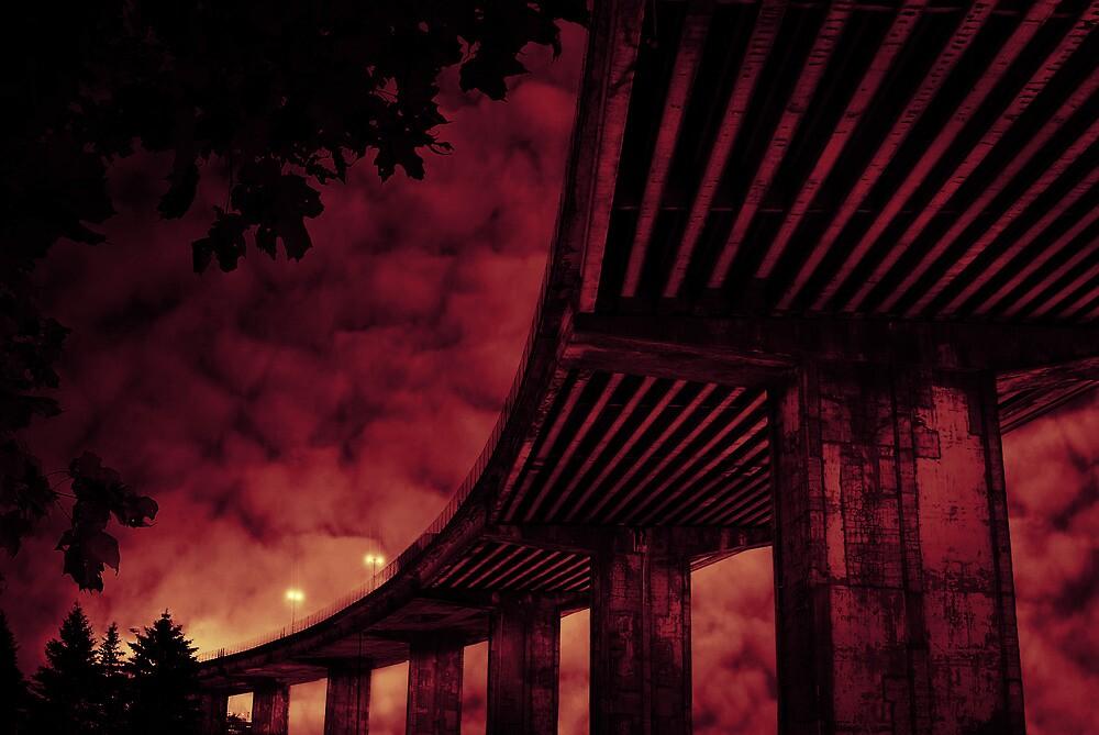 Danger Lies Ahead by Johanne Brunet