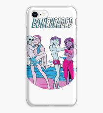 Boneheaded: Summer Break iPhone Case/Skin