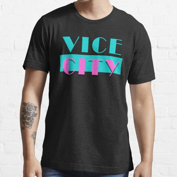 Cité du vice T-shirt essentiel