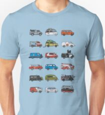 It would have been cooler as a Van (2) T-Shirt