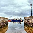 Harbour View by Clive
