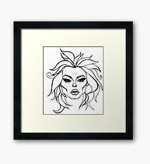 Madame Leota Framed Print
