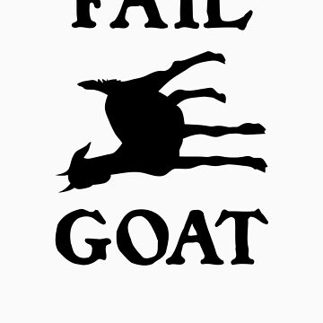 FAIL GOAT - Dark by monkeyminion