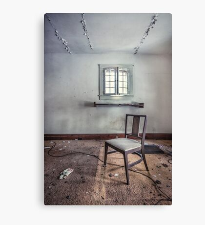 A Room For Thought Canvas Print