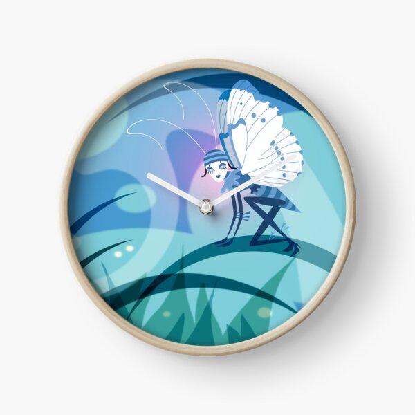 Miss Moths Uhr
