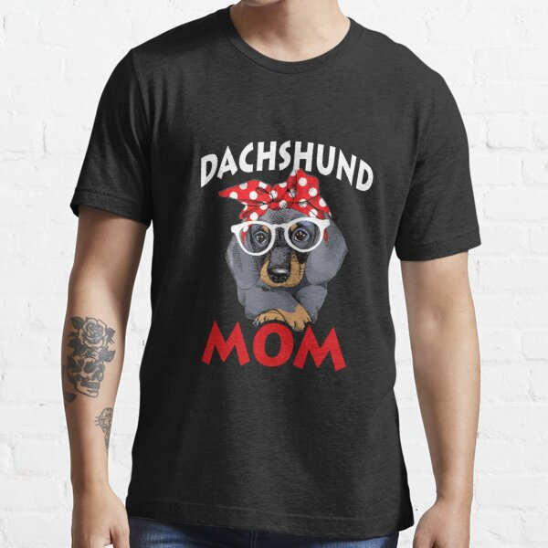 Dackel-Mom-Shirt Essential T-Shirt