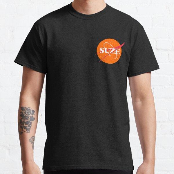 Logo NASA parodie Suze T-shirt classique