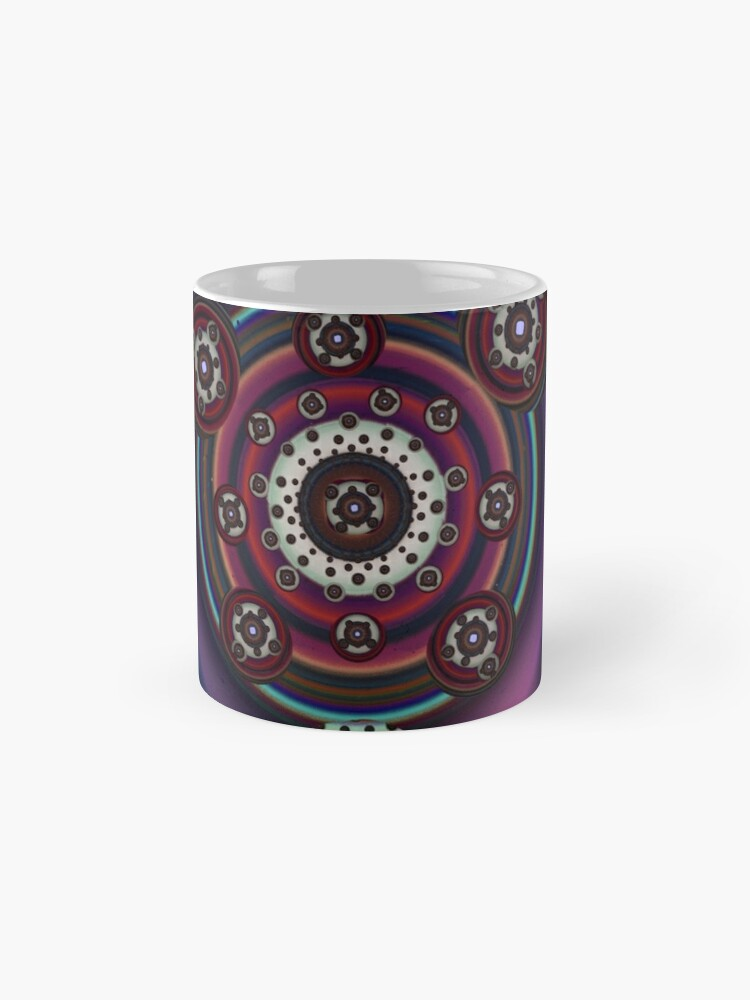 Alternate view of Glass Zodiac Diaspora Mug