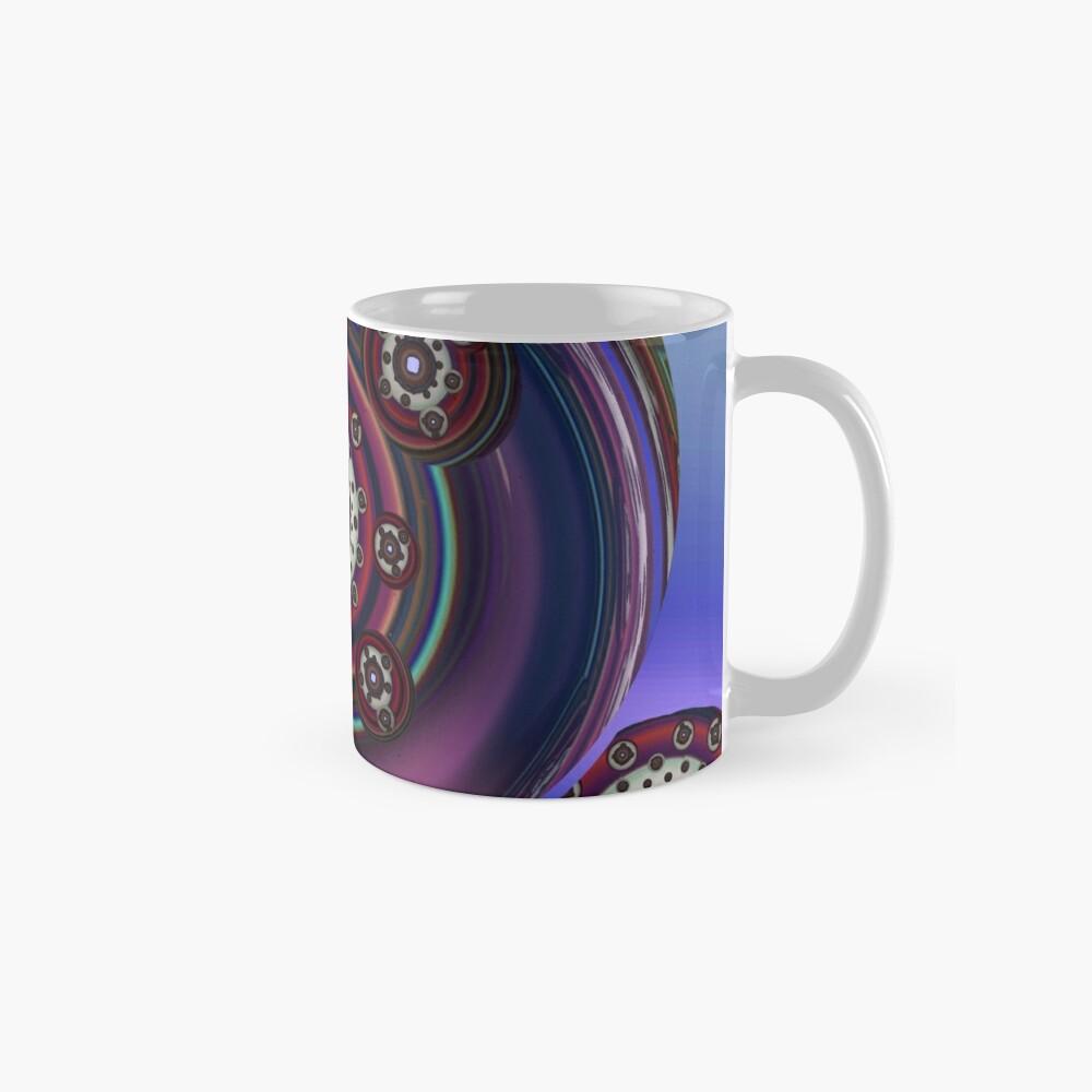 Glass Zodiac Diaspora Mug