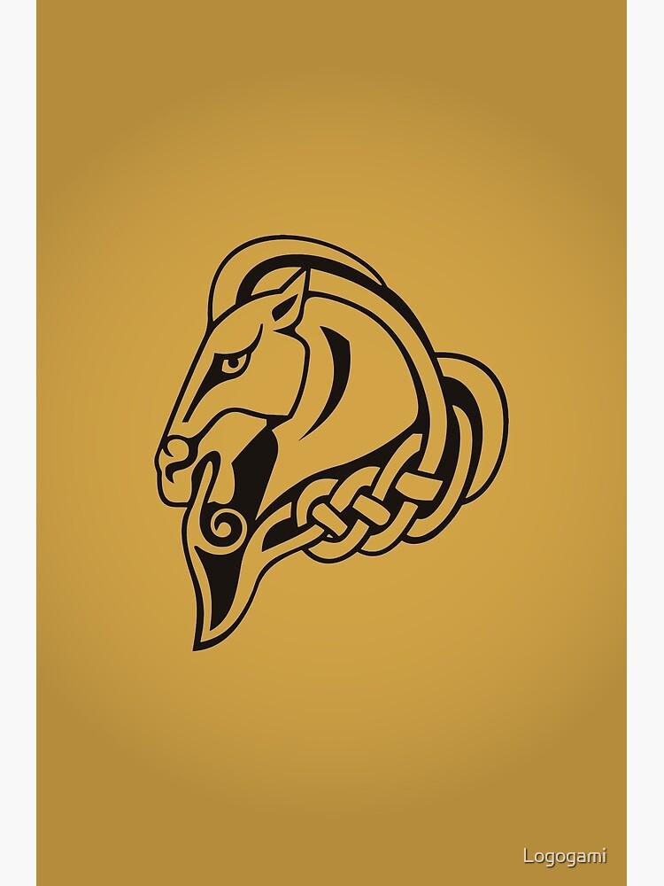 Whiterun Logo by Logogami