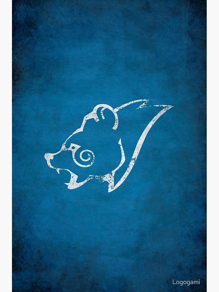 Windhelm Logo · Distressed by Logogami