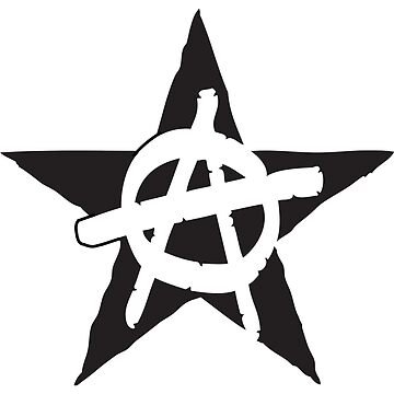 Anarchist Black Star by NeoFaction