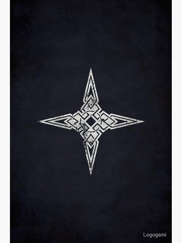 Dawnstar Logo · Distressed by Logogami