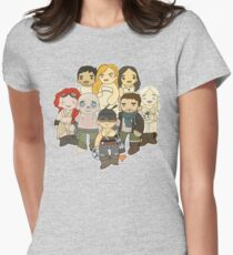 Feels a Little Like Hope Women's Fitted T-Shirt
