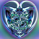 Cool Blue... Stole My Heart by Ineke-2010