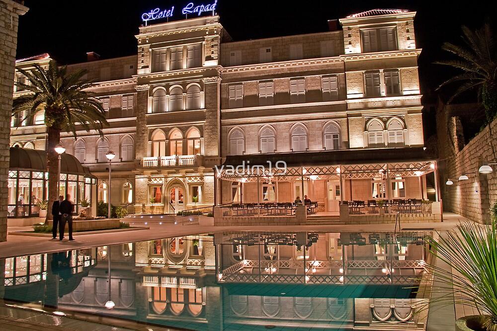 Night. Hotel. Dubrovnik. by vadim19