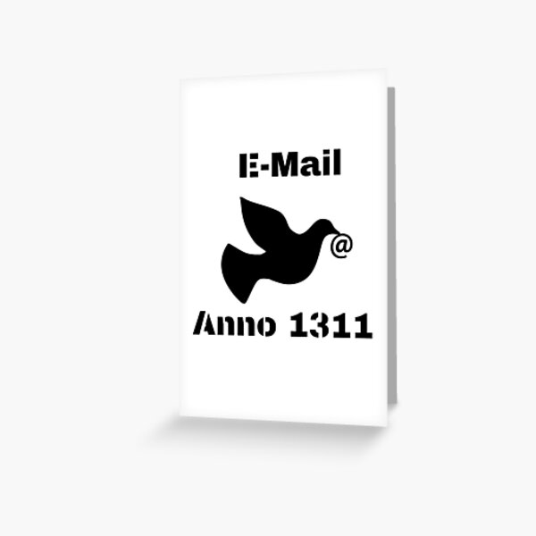 e-mail Greeting Card