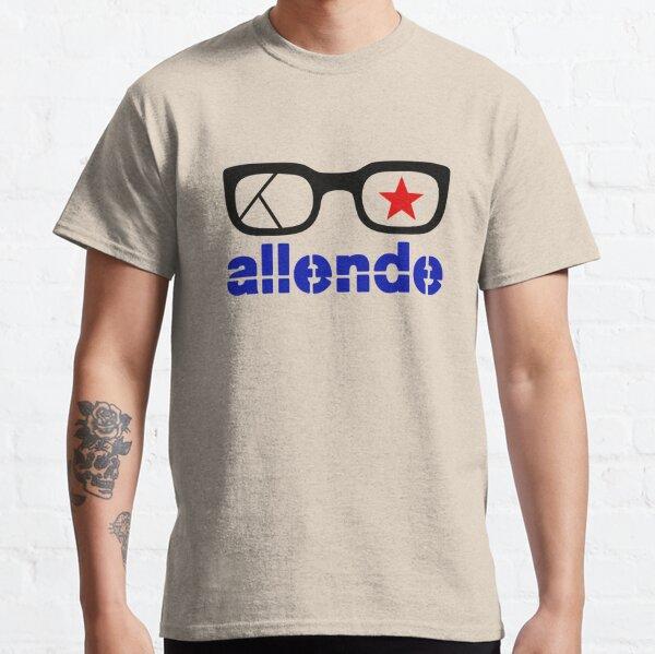 Marxista salvador allende Camiseta clásica