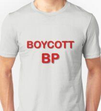 'Boycott BP' T-Shirt