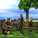 What Are We Going To Do With All These Zebras? by Ann Morgan