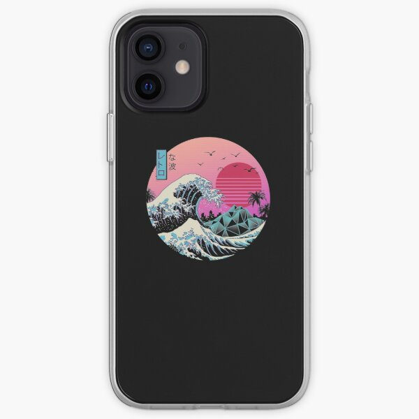 The Great Retro Wave iPhone Soft Case