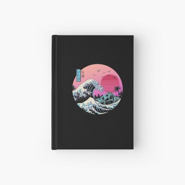 Die große Retro-Welle Notizbuch