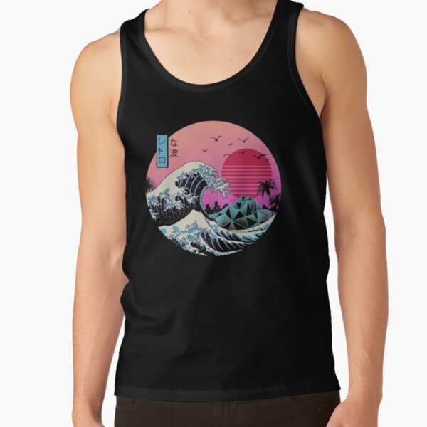 The Great Retro Wave Tank Top