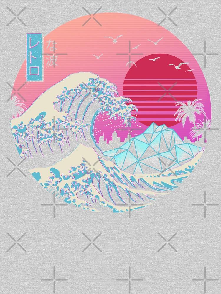 The Great Retro Wave by vincenttrinidad