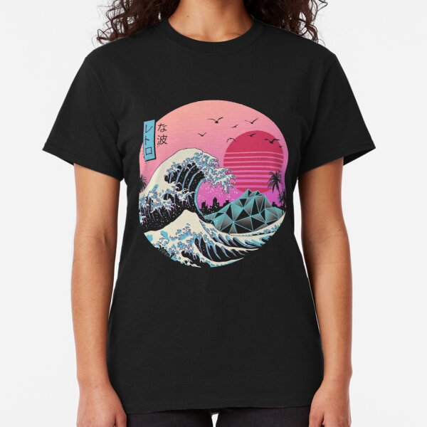 The Great Retro Wave Classic T-Shirt