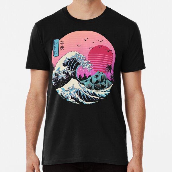 The Great Retro Wave Premium T-Shirt