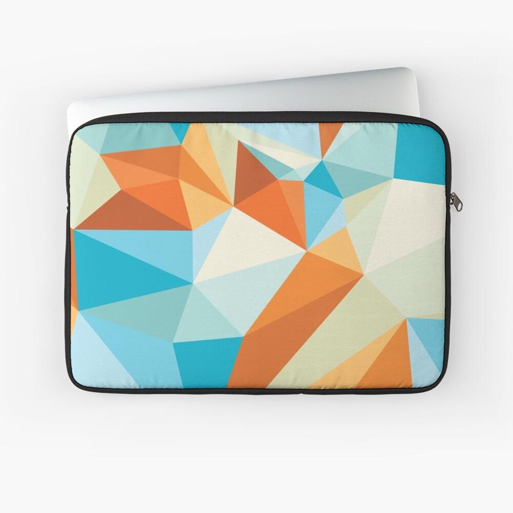 Shard – Gold Fish Laptop Sleeve