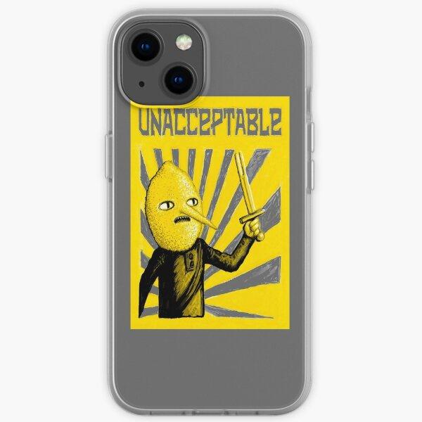 Unacceptable iPhone Soft Case