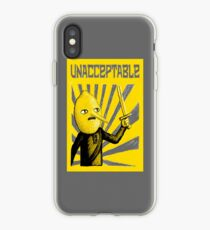 Unacceptable iPhone Case