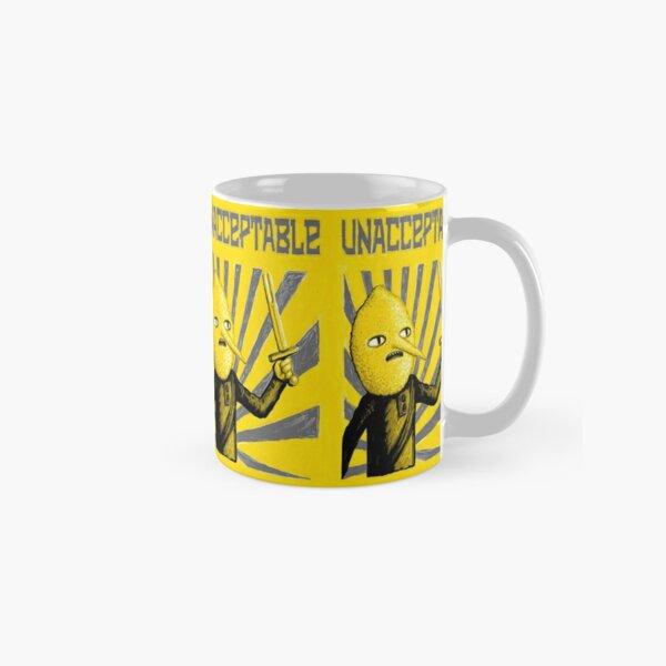 Unacceptable Classic Mug