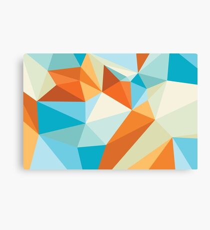 Shard – Gold Fish Canvas Print