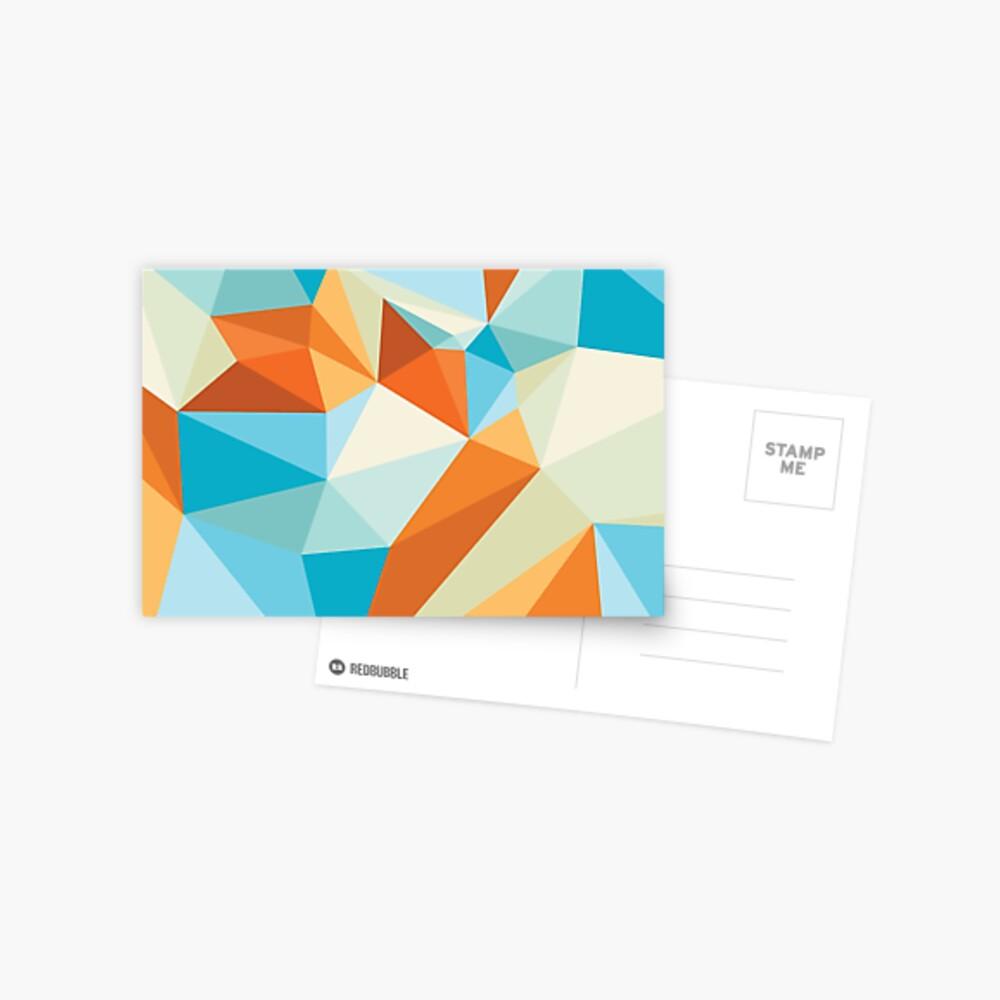 Shard – Gold Fish Postcard