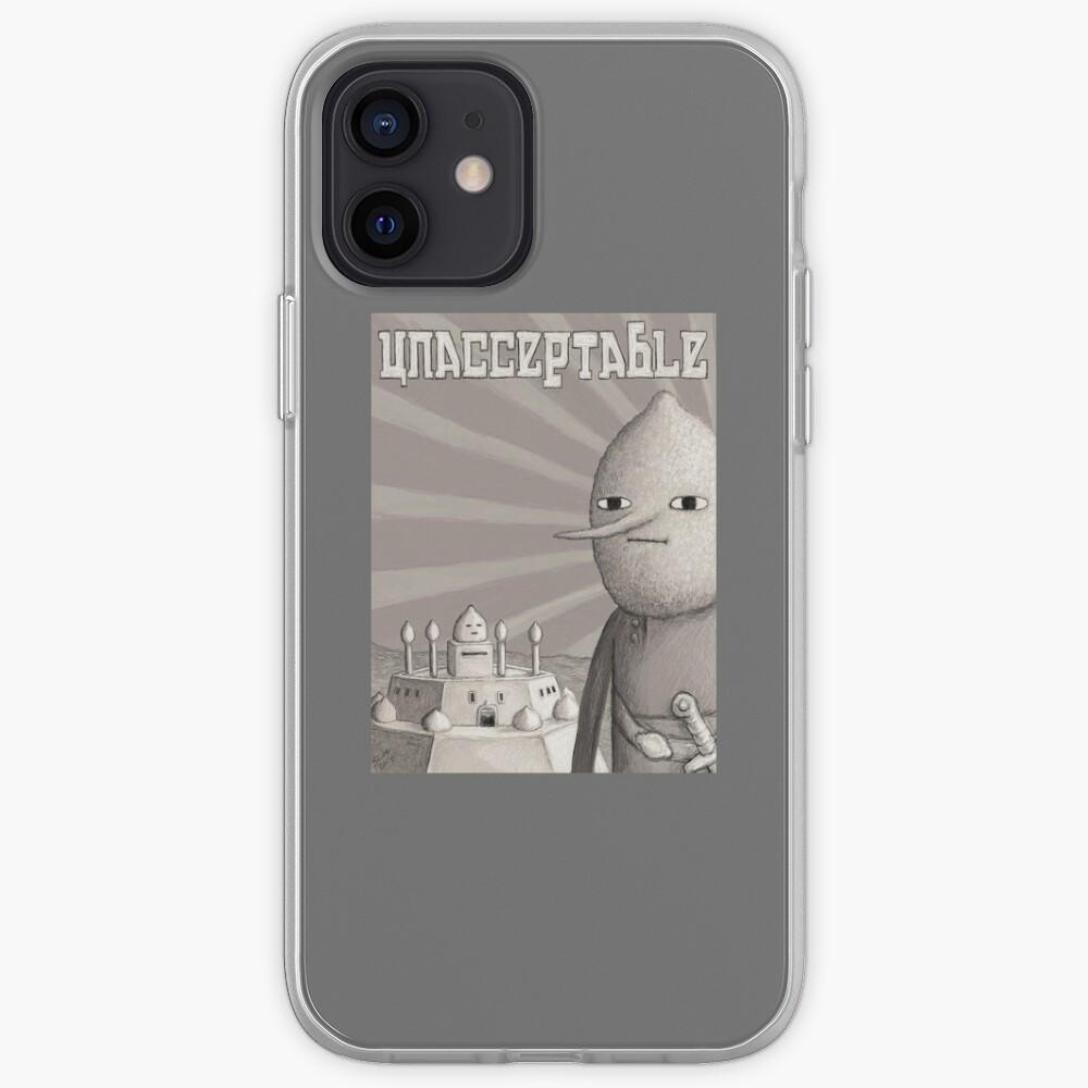 Unacceptable: Castle Lemongrab iPhone Case & Cover