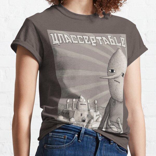 Unacceptable: Castle Lemongrab Classic T-Shirt