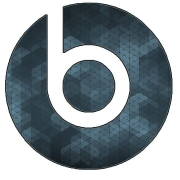 Beats By Dre Abstract Logo by ashah