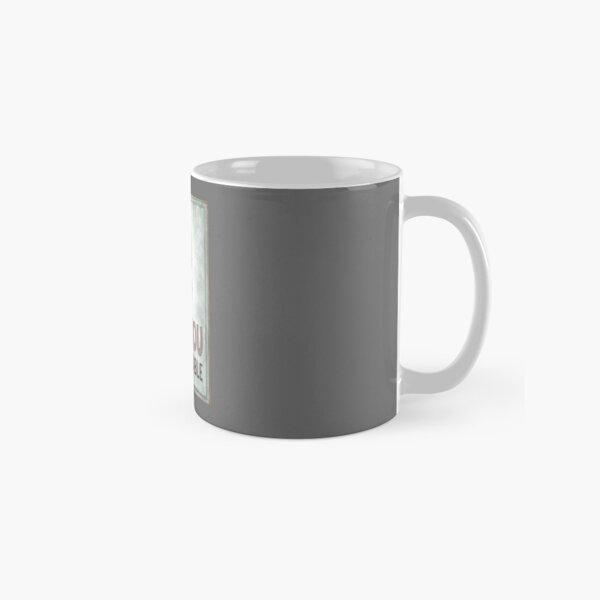 I Find You Unacceptable Classic Mug