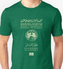 AlgerianPassport T-Shirt Slim Fit T-Shirt