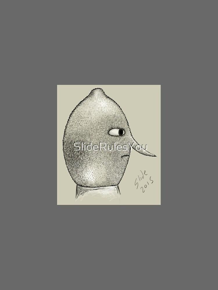 Lemongrab Profile by SlideRulesYou