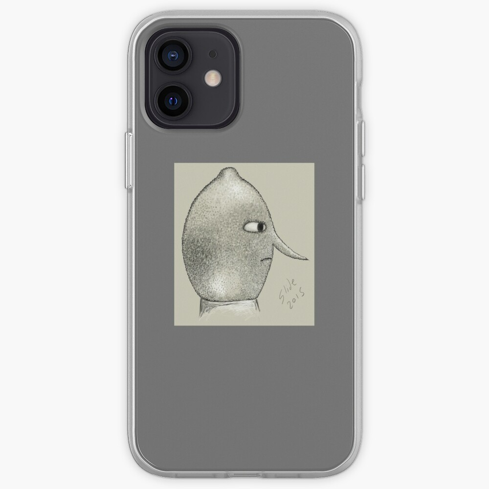 Lemongrab Profile iPhone Case & Cover